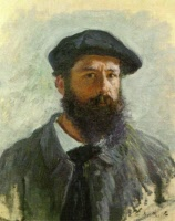 monet et son beret